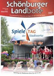 Ausgabe 2/2012 - Stadtwerke Glauchau Dienstleistungsgesellschaft ...