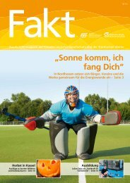 Fakt 03/2012 - Städtische Werke AG