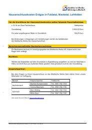 Online-Briefbogen für STW - Städtische Werke AG