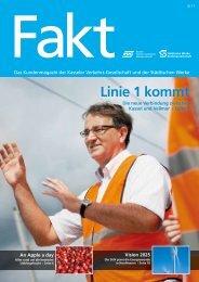 Fakt 03/2011 - Städtische Werke AG