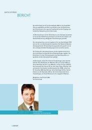Geschäftsbericht 2003 Teil 2 - Städtische Werke Magdeburg