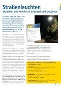 Straßenleuchten – Sicherheit und Komfort in Schüttorf und ... - Seite 3