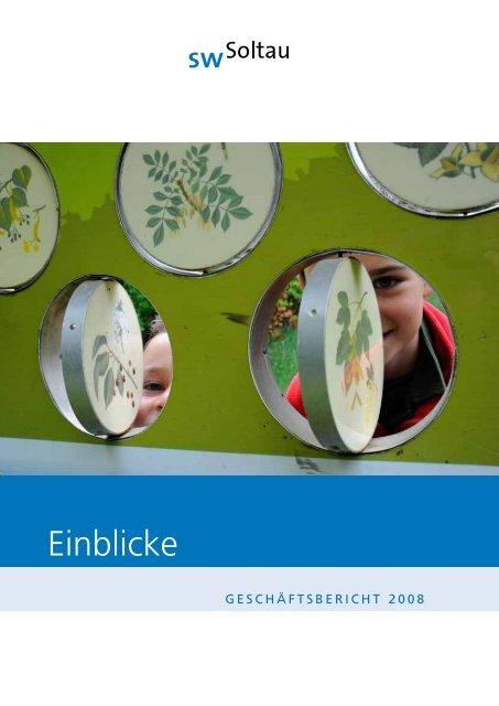 Geschäftsbericht 2008 als PDF zum Download - Stadtwerke Soltau ...