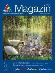 Kundenmagazin 3. Quartal 2013 - Sömmerdaer Energieversorgung ...