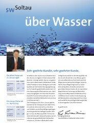 über Wasser - Stadtwerke Soltau GmbH