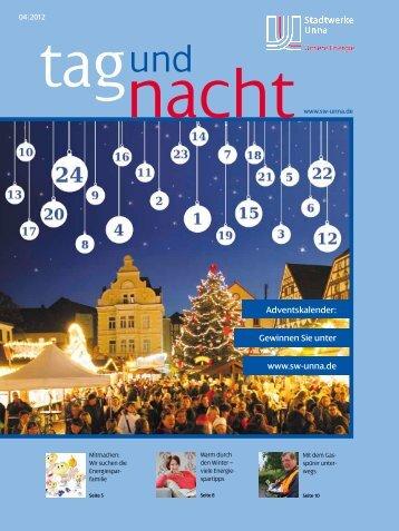 """""""Tag und Nacht"""" 04/2012 (1.2 MB) - Stadtwerke Unna"""