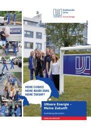Ausbildungs-Broschüre (5.7 MB) - Stadtwerke Unna