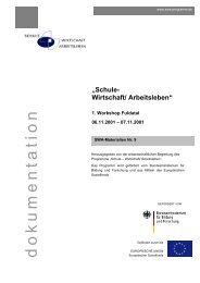 Die komplette Dokumentation des Workshops - Das Programm ...
