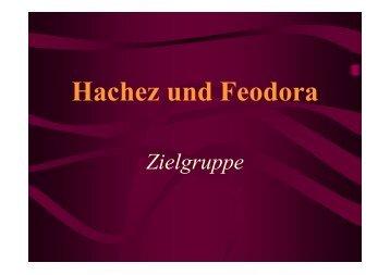 Hachez und Feodora - SWA Bremen