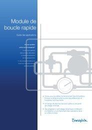 Module de boucle rapideGuide des applications (MS-02 ... - Swagelok