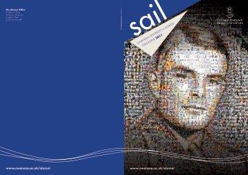 Sail - Swansea University