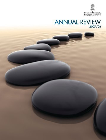 Annual Review (English) - Swansea University