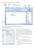 Introduction to MS Office 2007 - Page 4