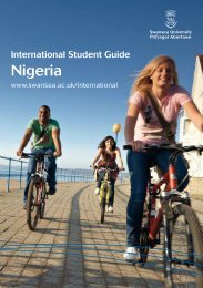 Nigeria - Swansea University