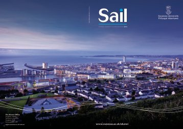 SAIL 2012 - Swansea University
