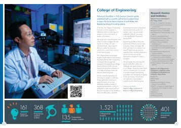 College of Engineering - Swansea University