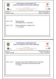 NP Weatherill & OC Zienkiewicz TJR Hughes D - Swansea University