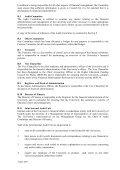 Financial Policies and Procedures Polisďau a Gweithdrefnau Ariannol - Page 5