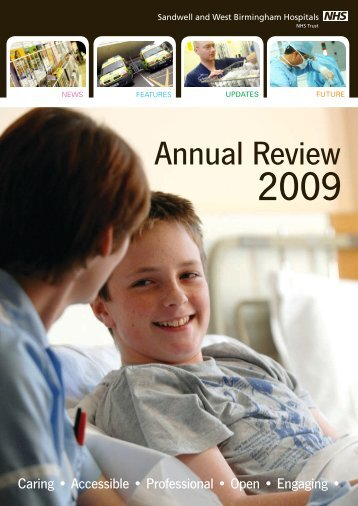 Annual Review 2009 - Sandwell & West Birmingham Hospitals