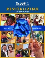 MHP 2005 - 2006 Annual Report - Montgomery Housing Partnership