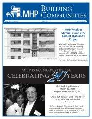 25420_MHP NL - Montgomery Housing Partnership
