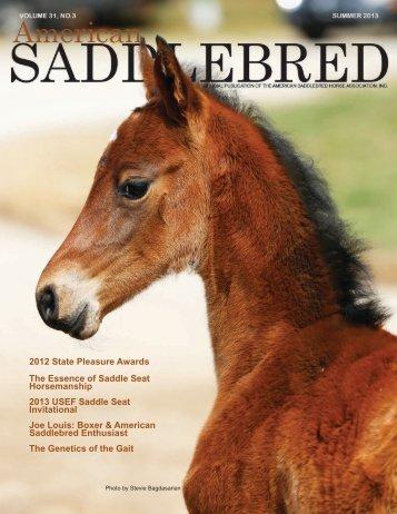 Download - American Saddlebred Horse Association
