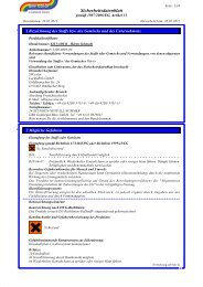 3500-0003 » 2K-Härter lichtecht - SW color Lacke GmbH