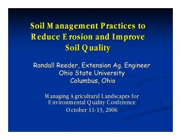 Reeder, Randall - Soil and Water Conservation Society