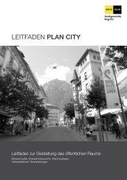 LEITFADEN PLAN CITY - CommuniGate Pro brig-glis.ch Eingang