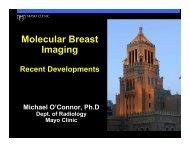 Molecular Breast Imaging