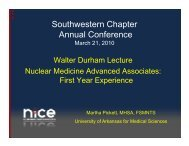 Southwestern Chapter Annual Conference