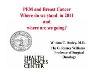 PET Mammography
