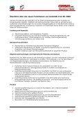 Neue Funktionen von Autocad Civil 3D 2009 - CWSM Gmbh - Page 2
