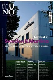 Numero 00 2008 Download (.pdf, 2 MB) - Sweden & Martina
