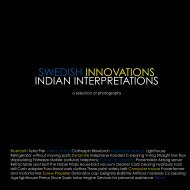swedish innovations indian interpretations - Sweden Abroad