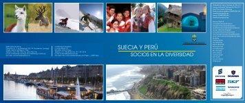 PUBLICACION SUECIA PERU - Georange