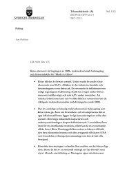 UD-ASO Dnr 135 Kinas ekonomi vid ingången av ... - Sweden Abroad