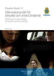 Människohandel för sexuella och andra ändamål - Polisen