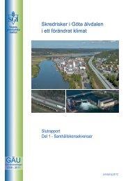 Del 1 - SGI. Swedish Geotechnical Institute