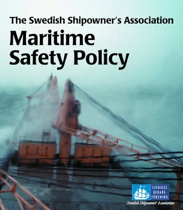 Maritime Safety Policy