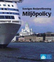 Miljöpolicy - Sveriges Redareförening