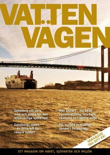 VARSÅGOD TAG DITT EX! - Sveriges Redareförening
