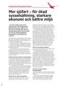 VARSÅGOD TAG DITT EX! - Sveriges Redareförening - Page 6