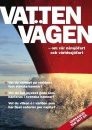– om vår närsjöfart och världssjöfart - Sveriges Redareförening