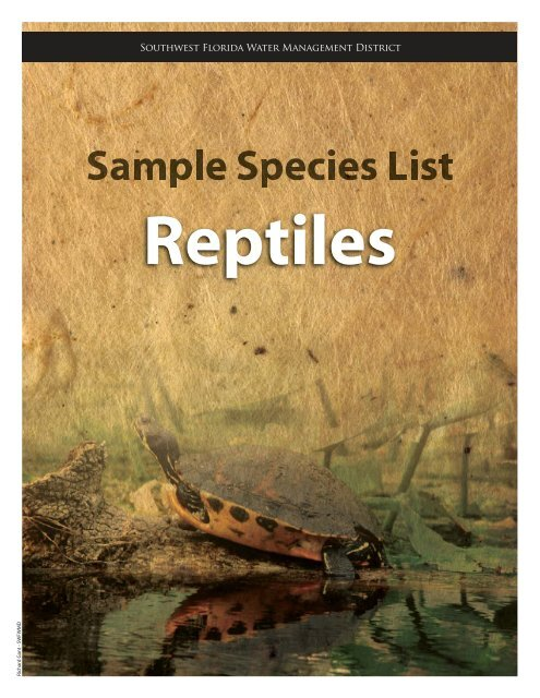 reptiles - cover sheet.ai - Southwest Florida Water Management ...