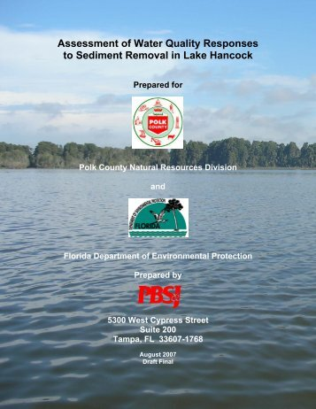 Attachment Q - Southwest Florida Water Management District