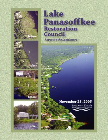 Lake Panasoffkee - Southwest Florida Water Management District