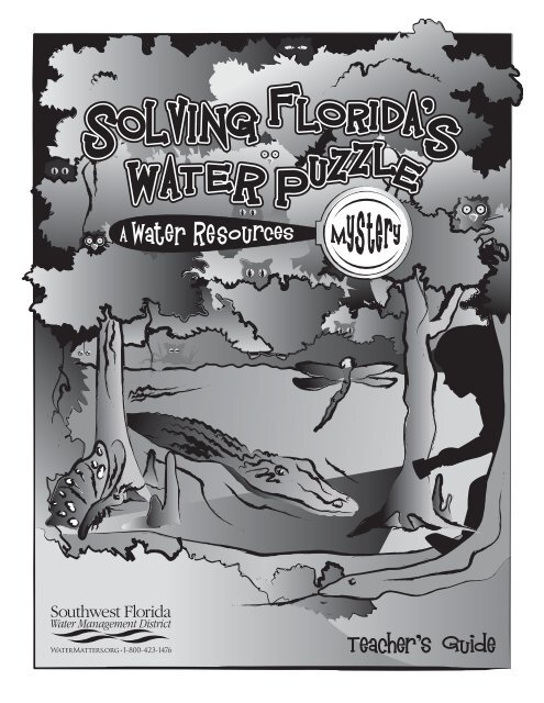 Teacher's Guide - Southwest Florida Water Management District