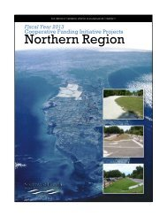 Northern Region - Southwest Florida Water Management District
