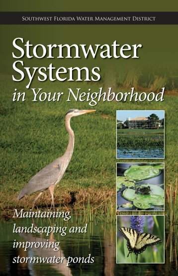 Stormwater Systems - Southwest Florida Water Management District